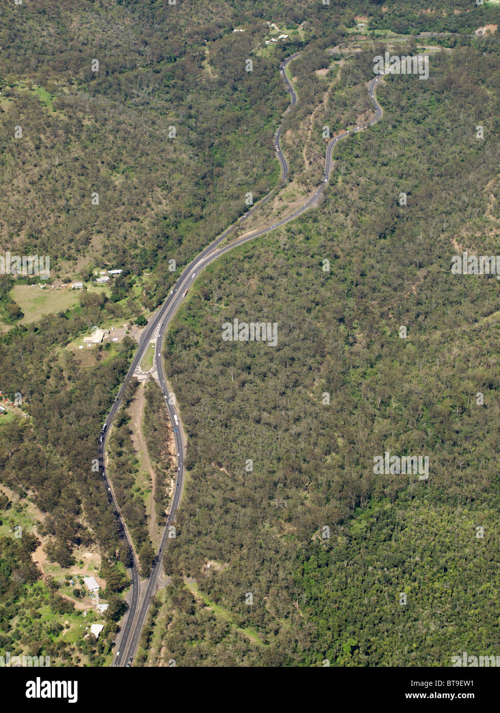 Warrego Highway - Stock Image