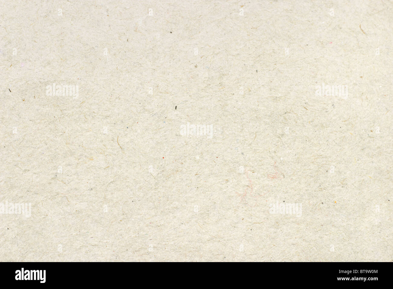 Closed up of recycled paper carton surface texture background - Stock Image