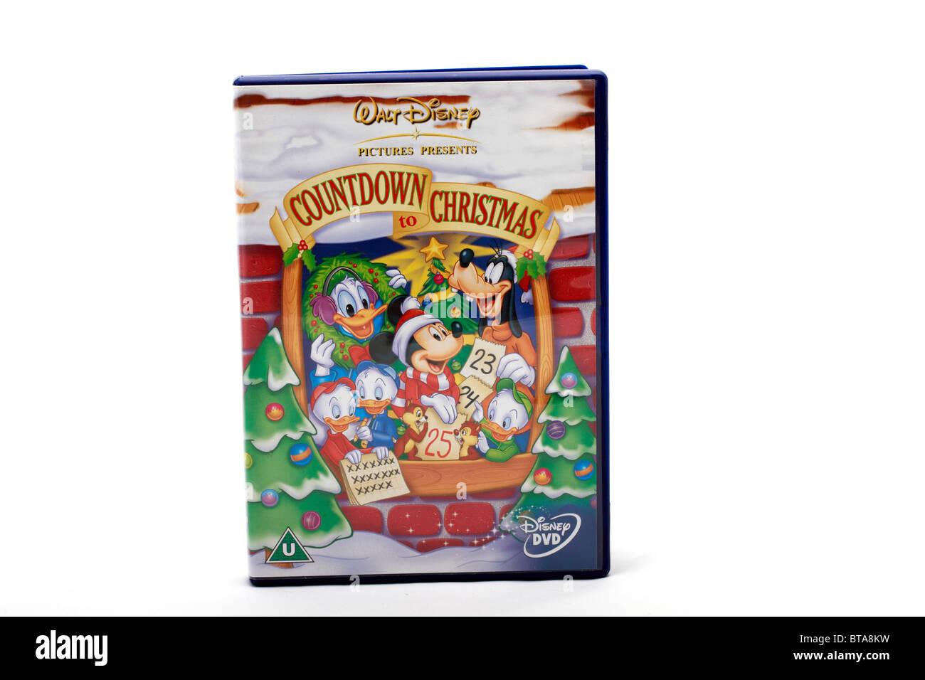 A Disney Christmas Gift Dvd.Christmas Dvd Stock Photos Christmas Dvd Stock Images Alamy