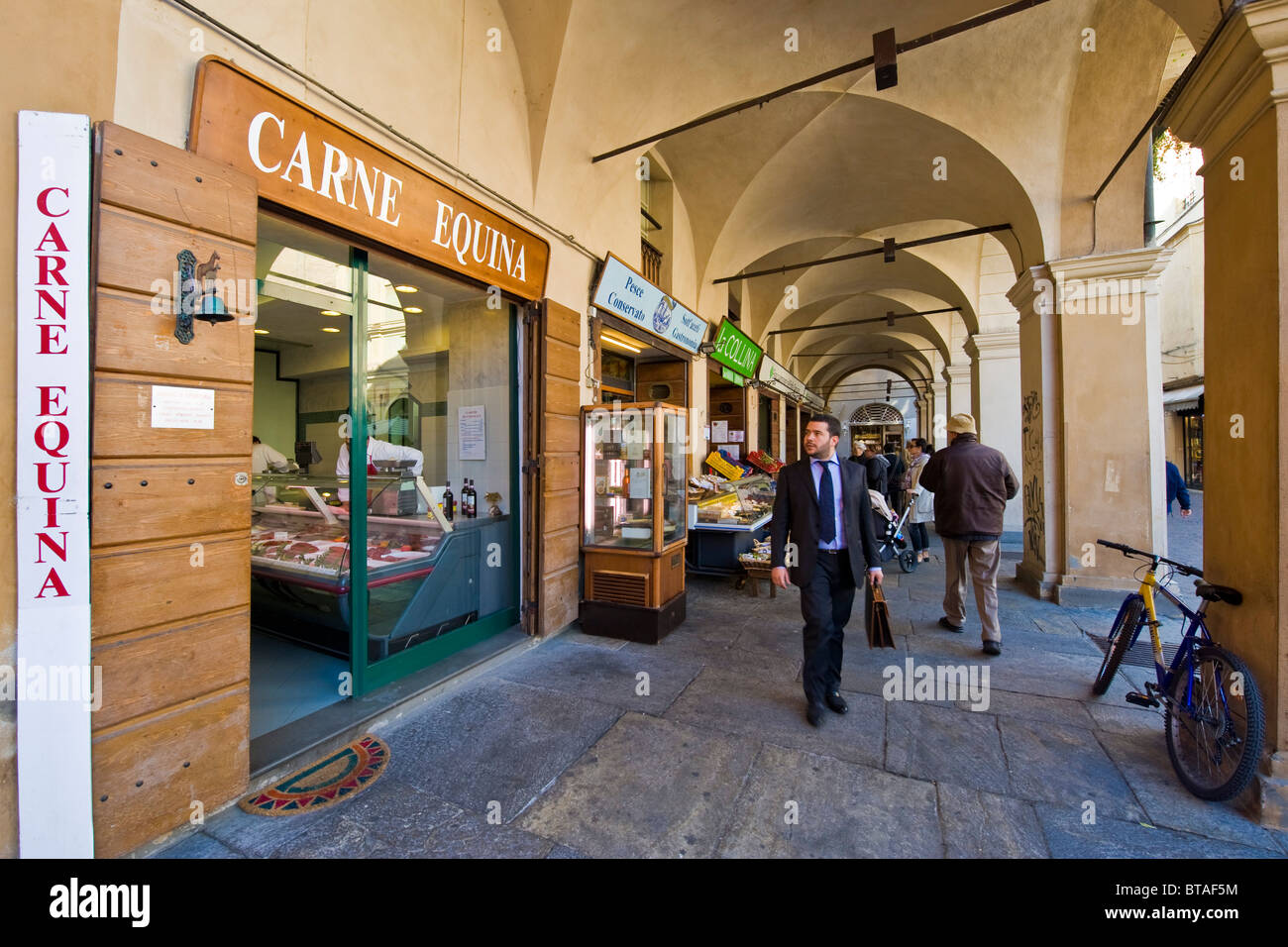 Market, Reggio Emilia, Italy Stock Photo: 32193552 - Alamy