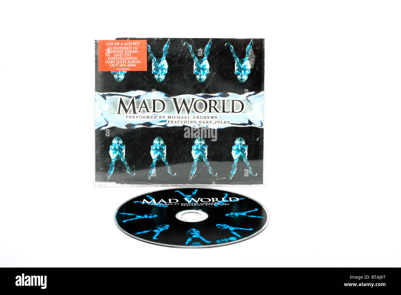 Mad World performed by Michael Andrews and