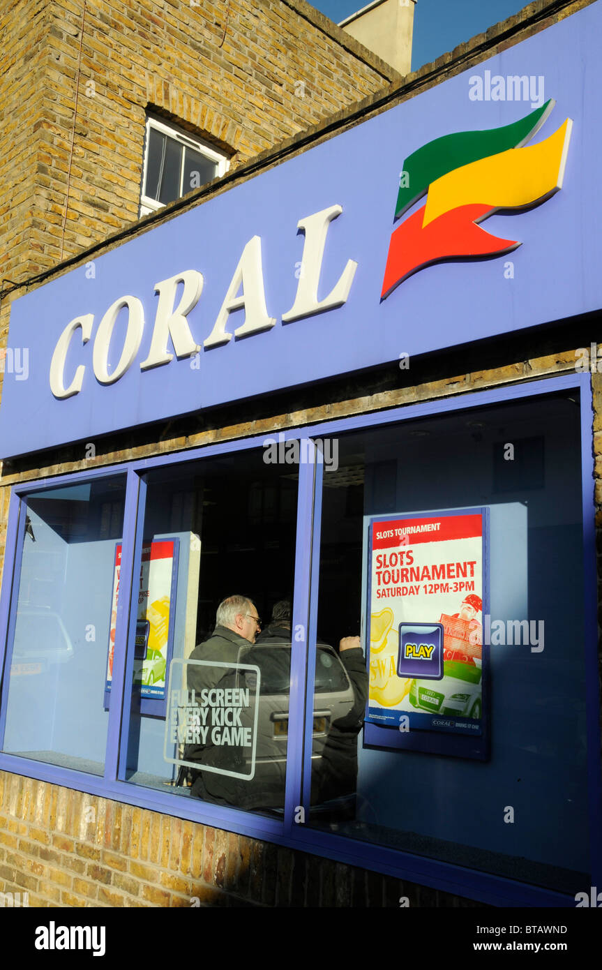 betting shop jobs in east london