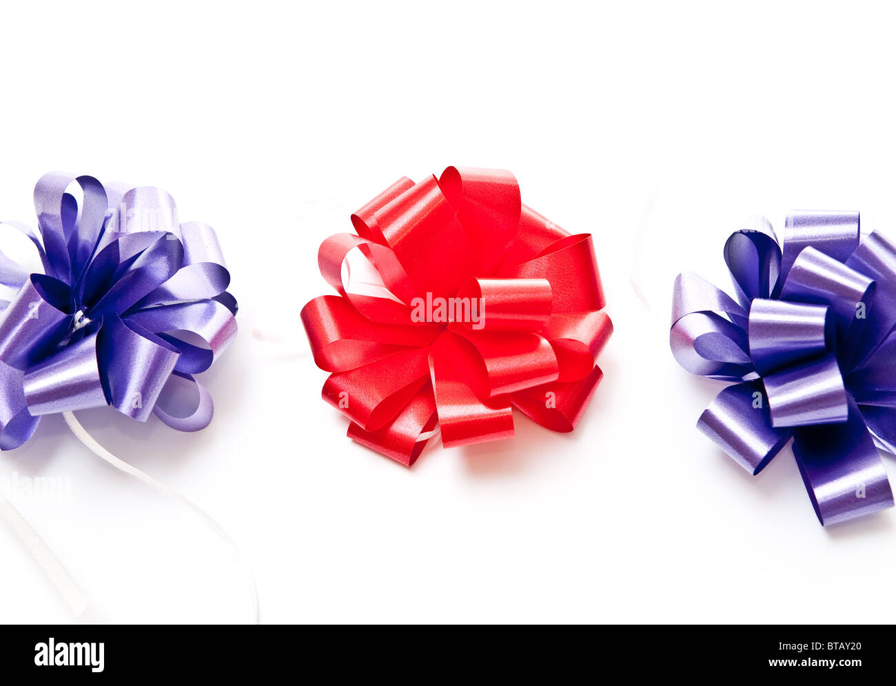 Bows - Stock Image