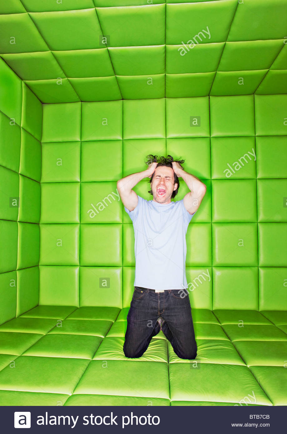 Padded Room Stock Photos Amp Padded Room Stock Images Alamy