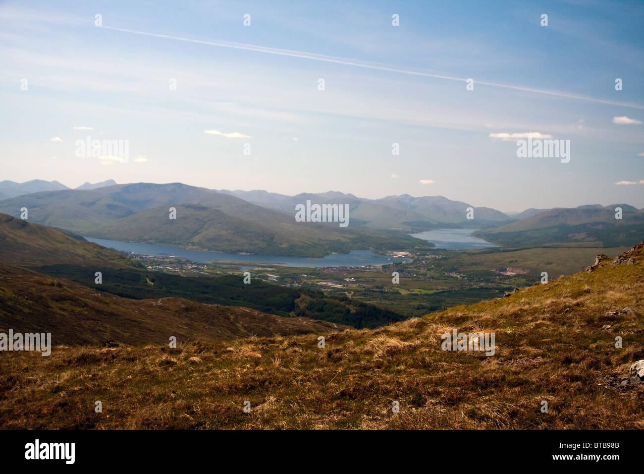 Scottish Highlands - Stock Image