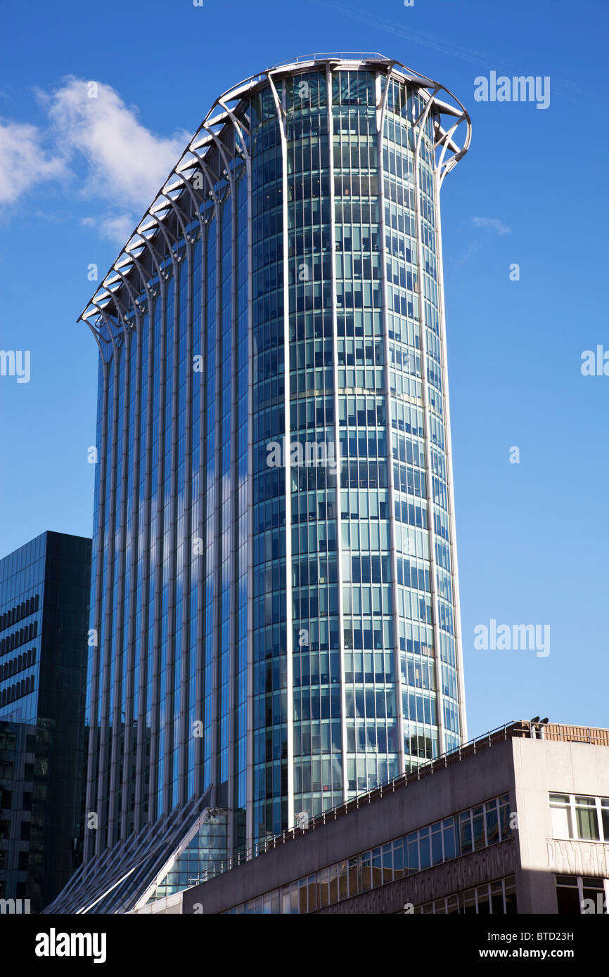Citypoint building in Ropemaker place, London, UK - Stock Image