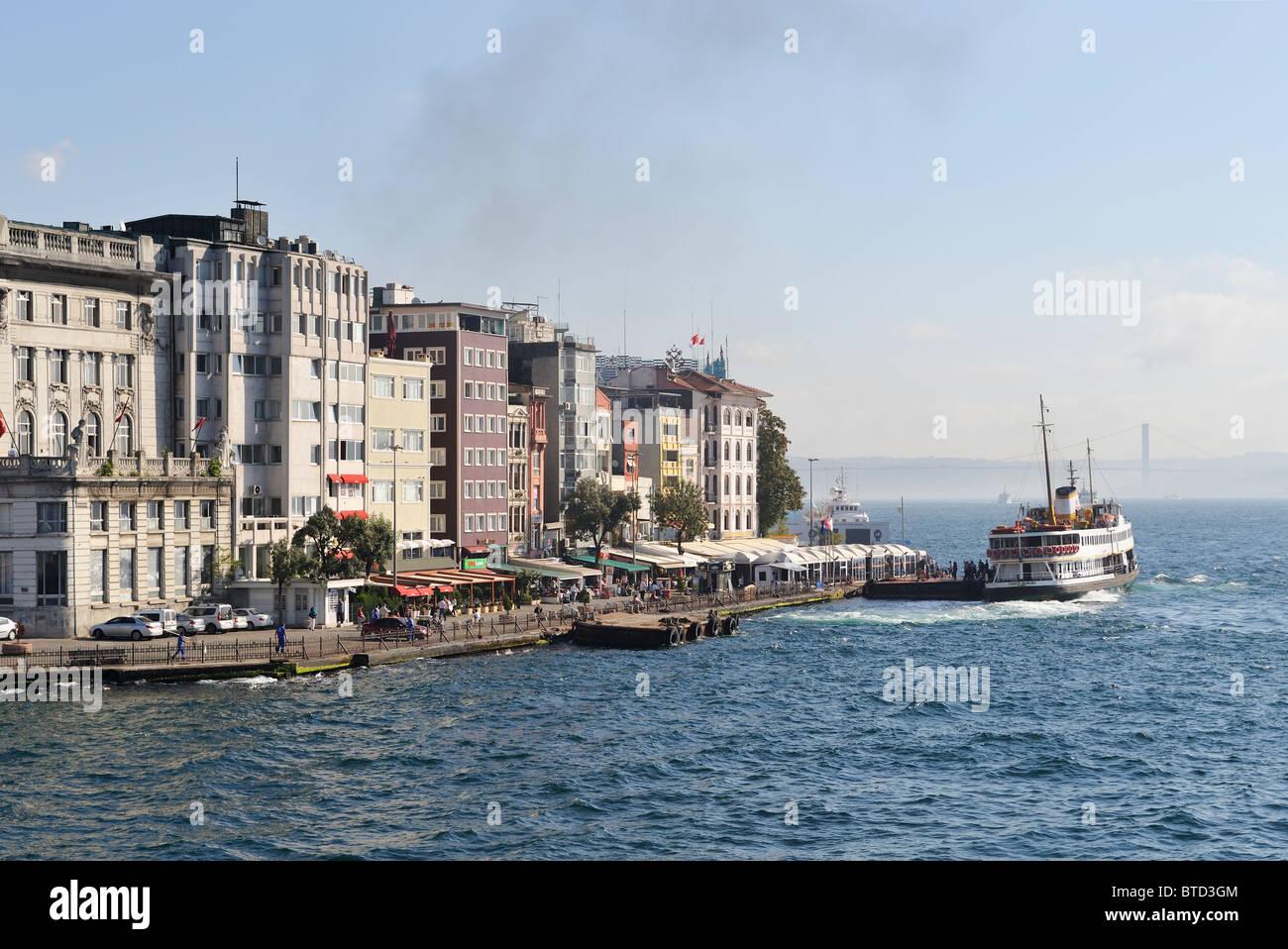Karaköy, İstanbul, Turkey 100916_35957 - Stock Image