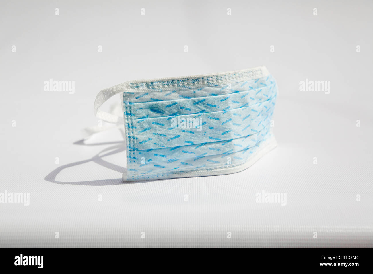 Surgical mask - Stock Image