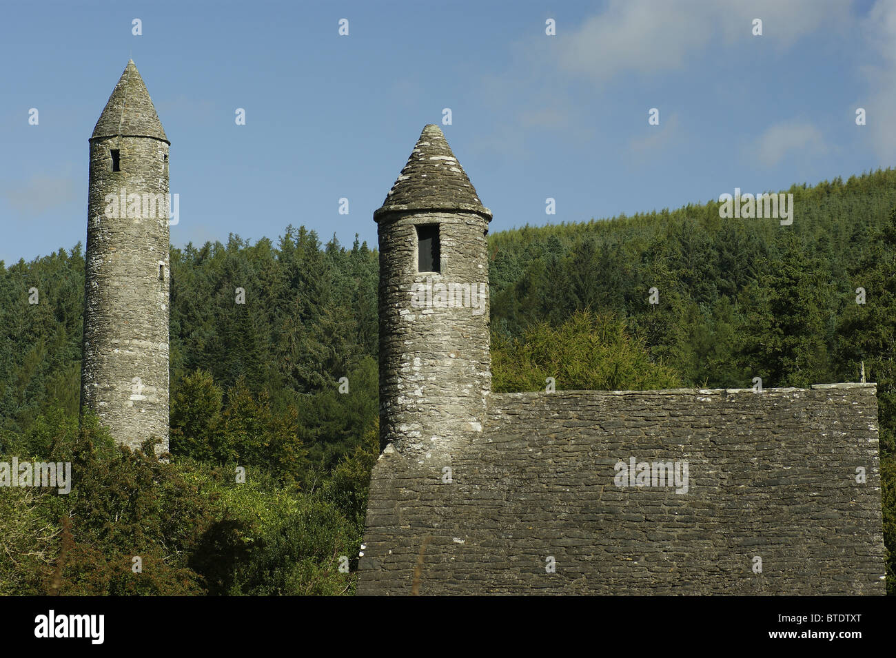 County Wicklow Monuments Stock Photos & County Wicklow Monuments ...