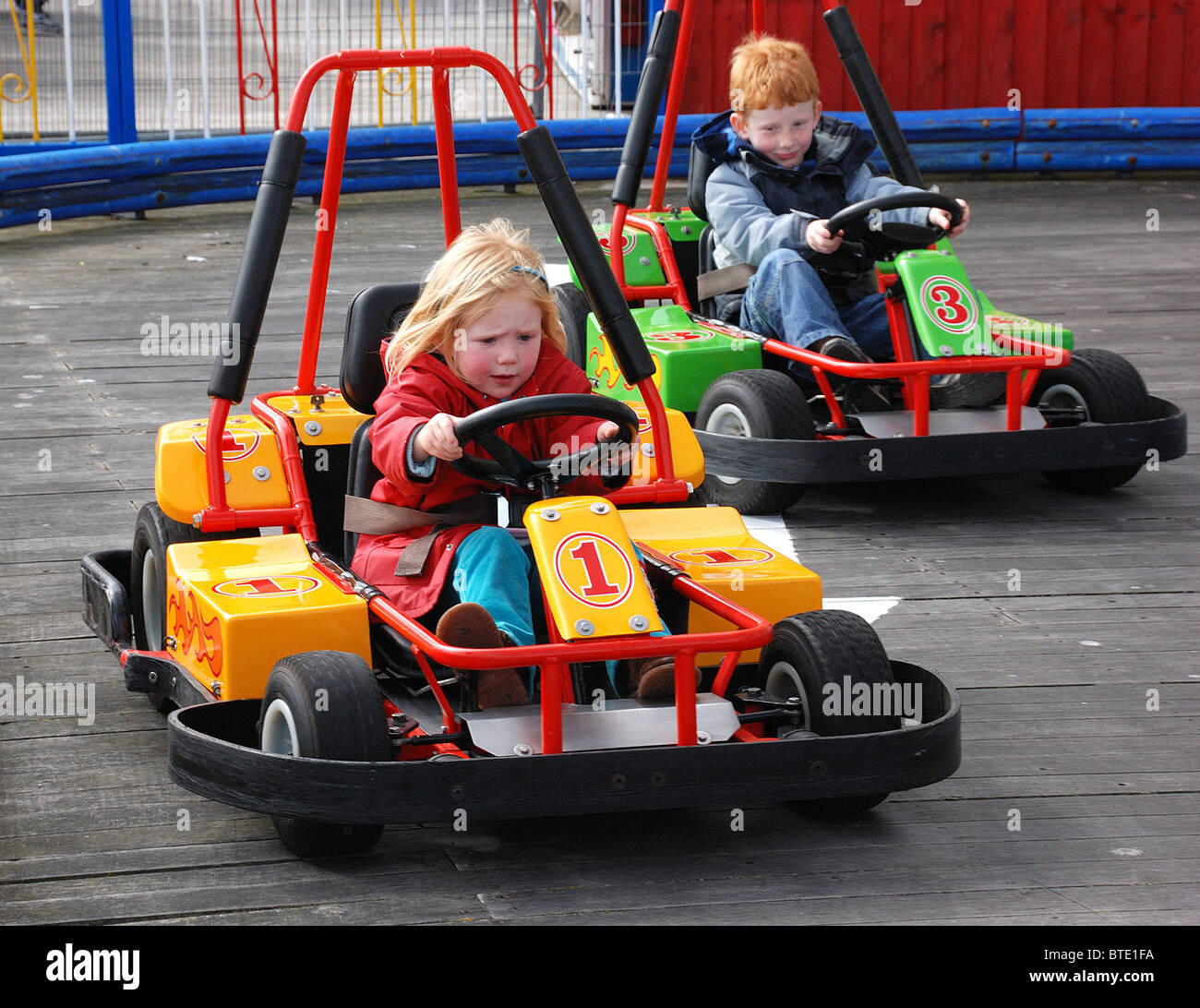 Go Karts Stock Photos & Go Karts Stock Images - Alamy