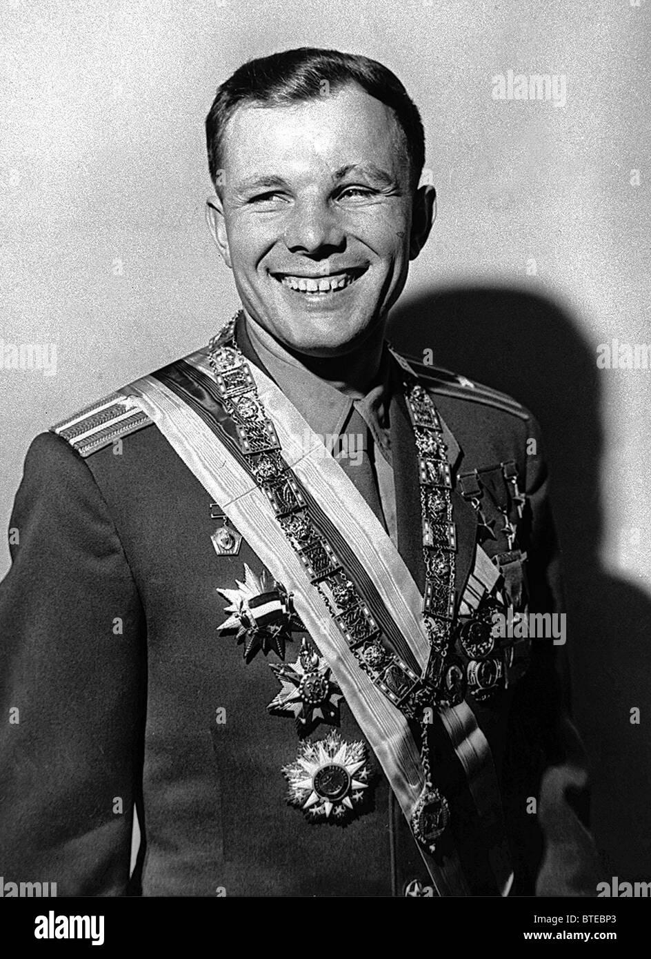 Yuri Gagarin - Stock Image