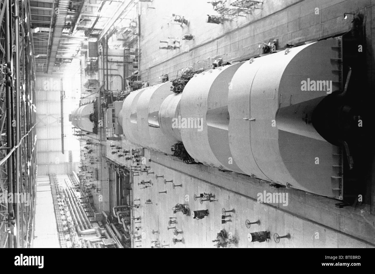 Chernobyl N-plant - Stock Image