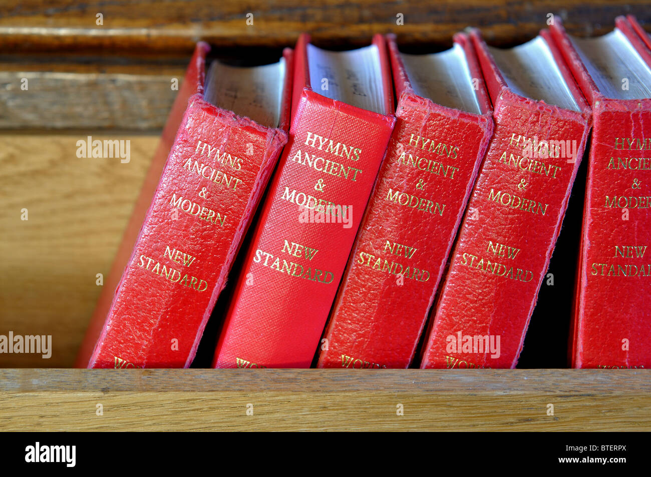 Hymns Ancient And Modern Stock Photos & Hymns Ancient And Modern