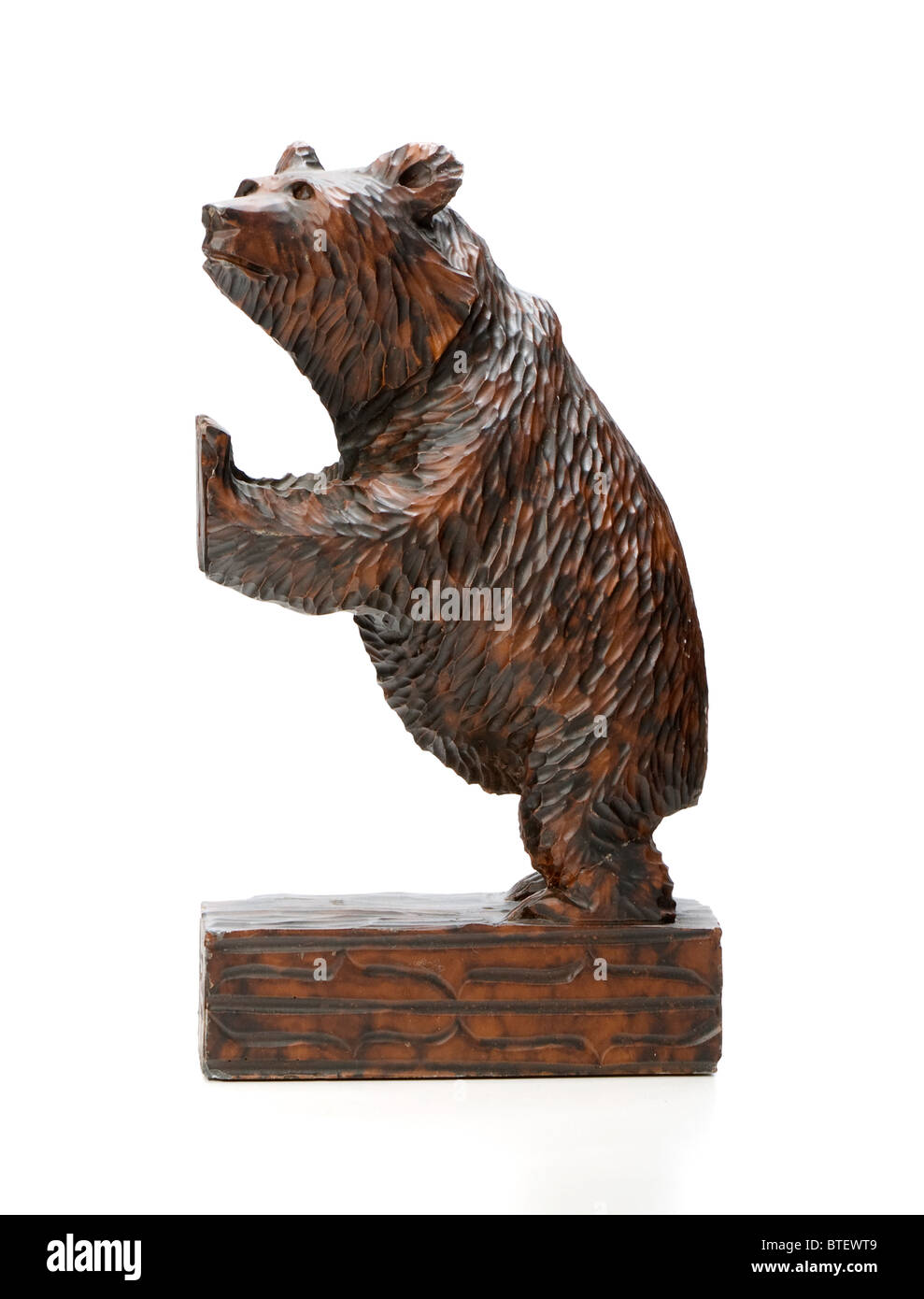Best Carved Wooden Bear Stock Photos & Carved Wooden Bear Stock Images  IQ47