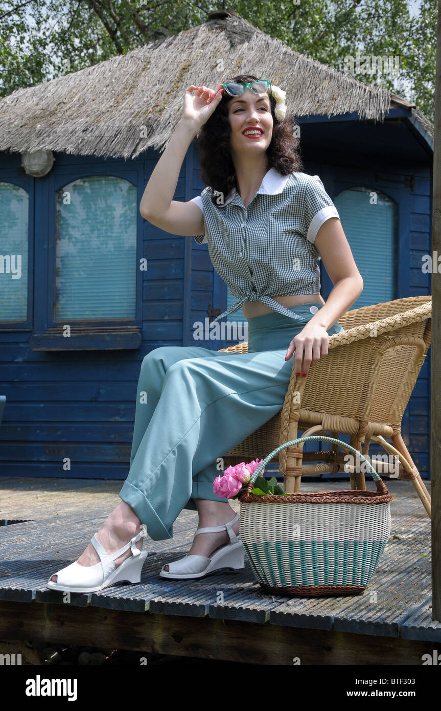 Vintage Clothing Stock Photos & Vintage Clothing Stock Images - Page ...
