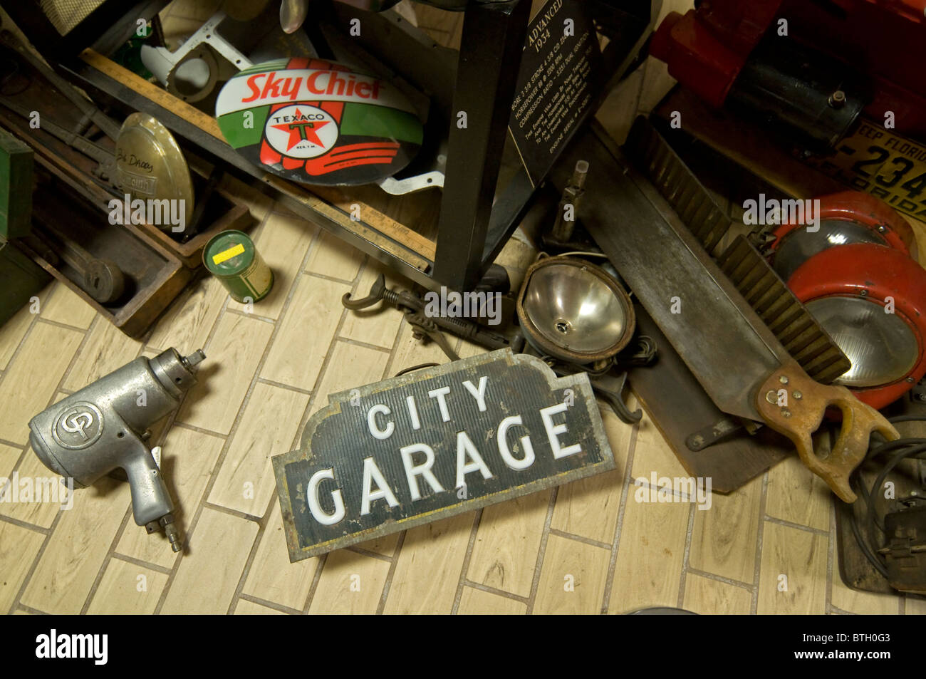 Don Garlits Museum of Classic Automobiles Ocala Florida Stock Photo