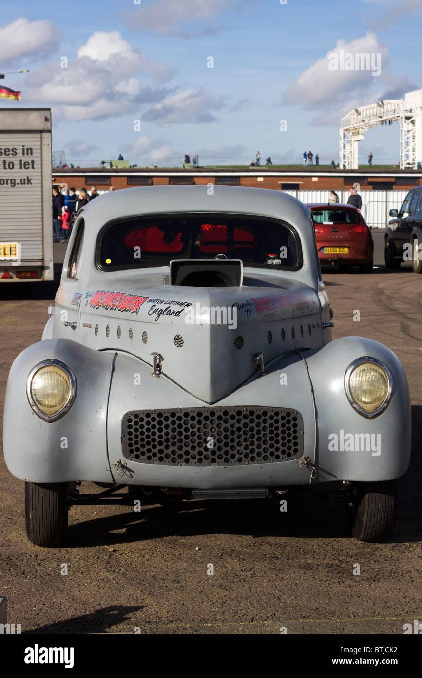 Thunder In The Desert Car Show