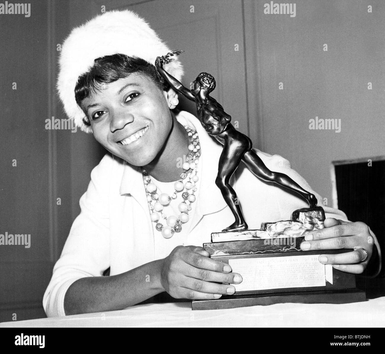 Wilma rudolph stock photos wilma rudolph stock images alamy the recently marrried wilma rudolph ward is the third woman in 31 voltagebd Choice Image