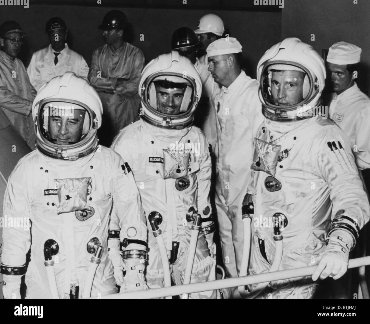 apollo space flight crews - photo #10