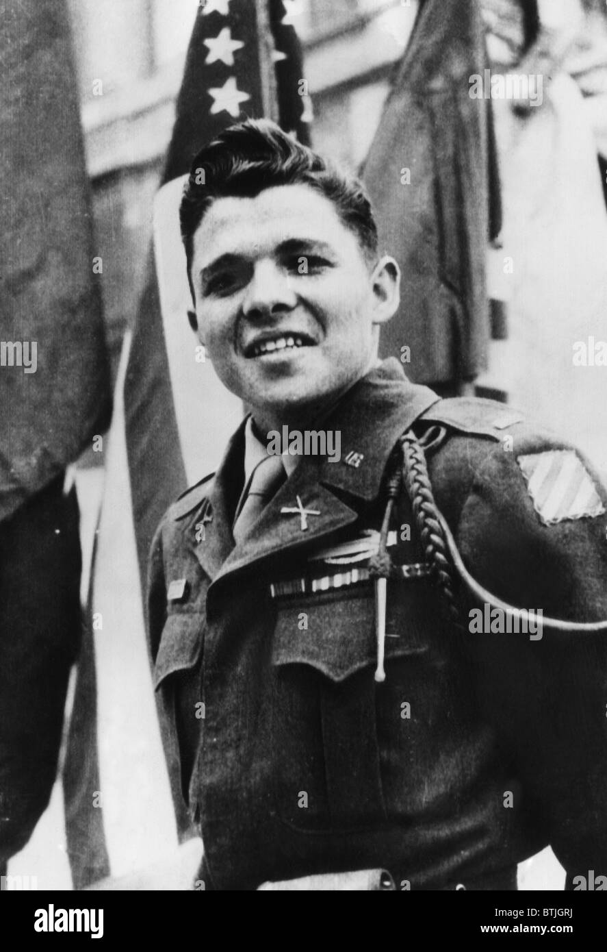 Audie Murphy 1924 1971 Most Decorated U S Combat Soldier In