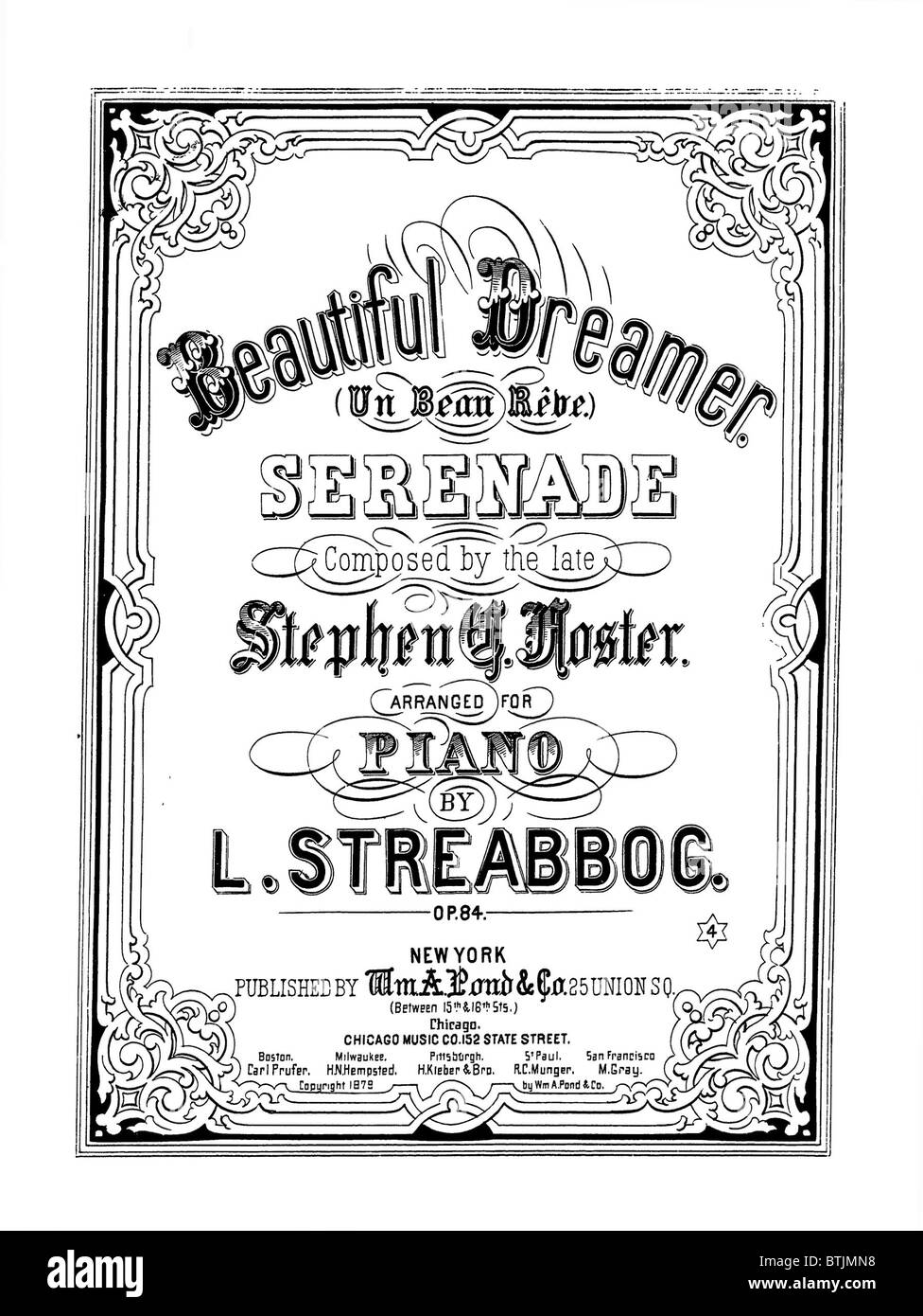 beautiful dreamer by stephen foster Find industry contacts & talent representation access in-development titles not available on imdb get the latest news from leading industry trades.