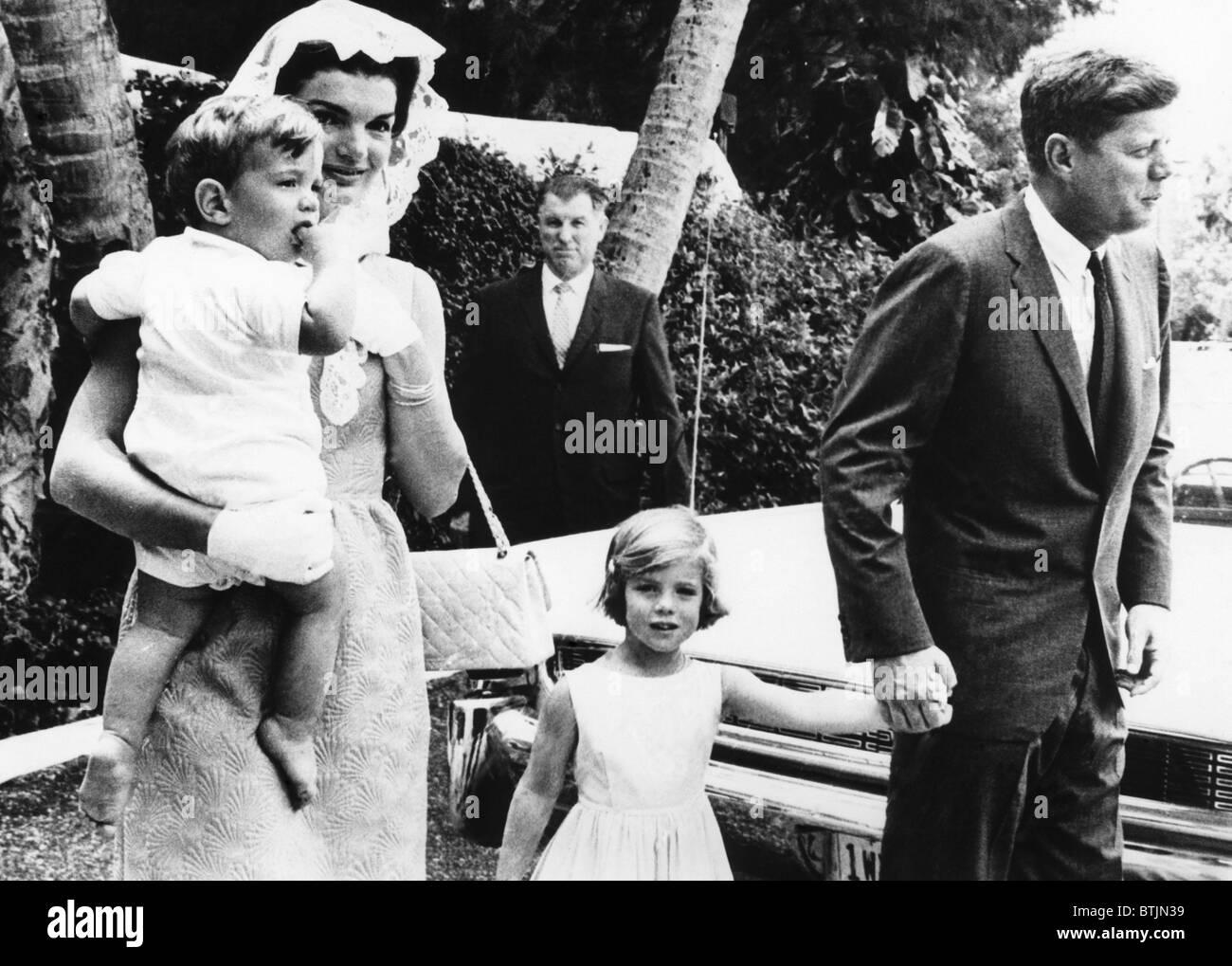 Rose Schlossberg Jacqueline Kennedy Holding John F Kennedy Jr Caroline