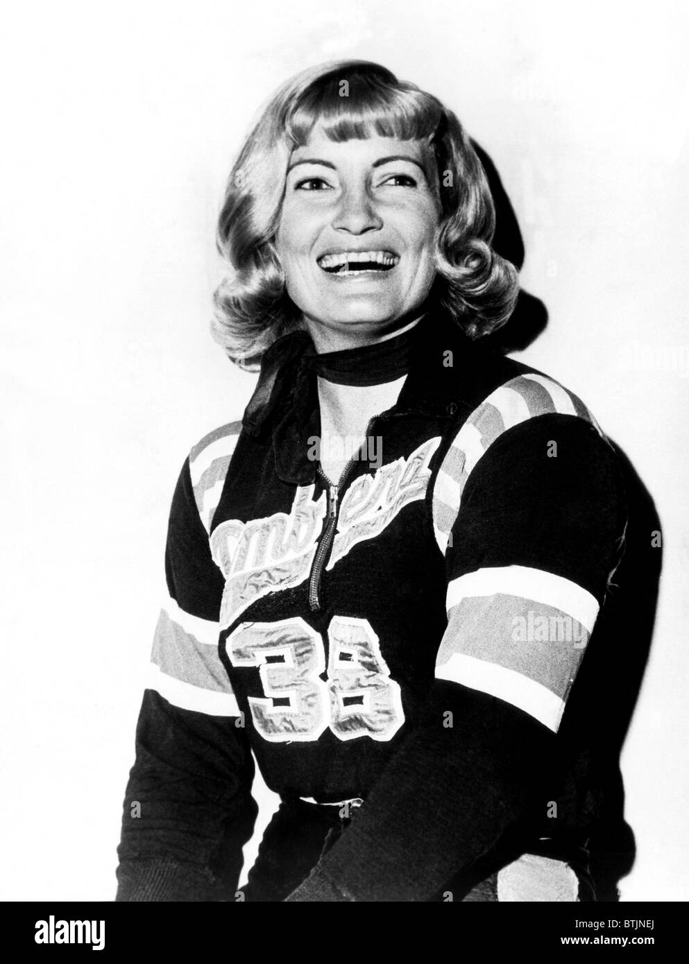 Joan Weston roller derby