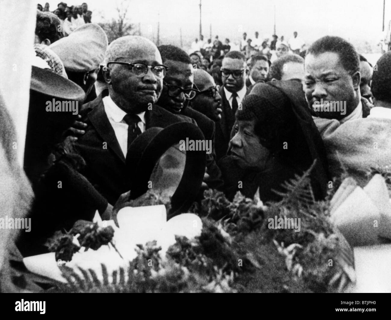 Martin Luther King Sr High Resolution Stock Photography And Images Alamy