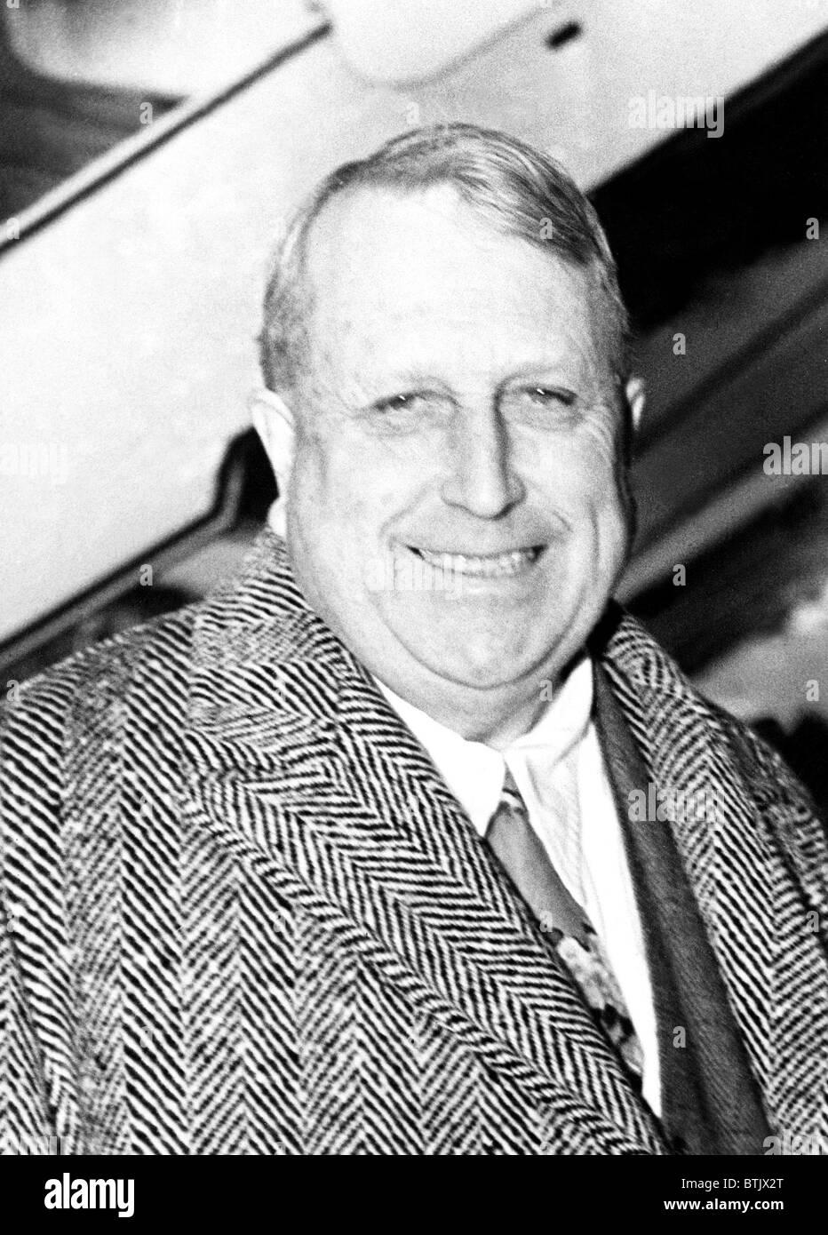 William Randolph Hearst 1937 Stock Photo Alamy