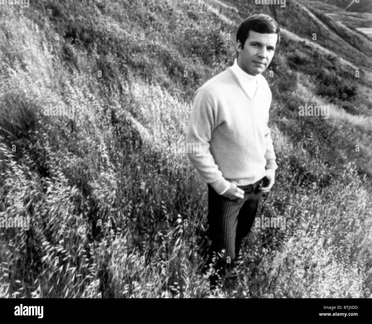 Bobby Vee, ca. 1968 - Stock Image