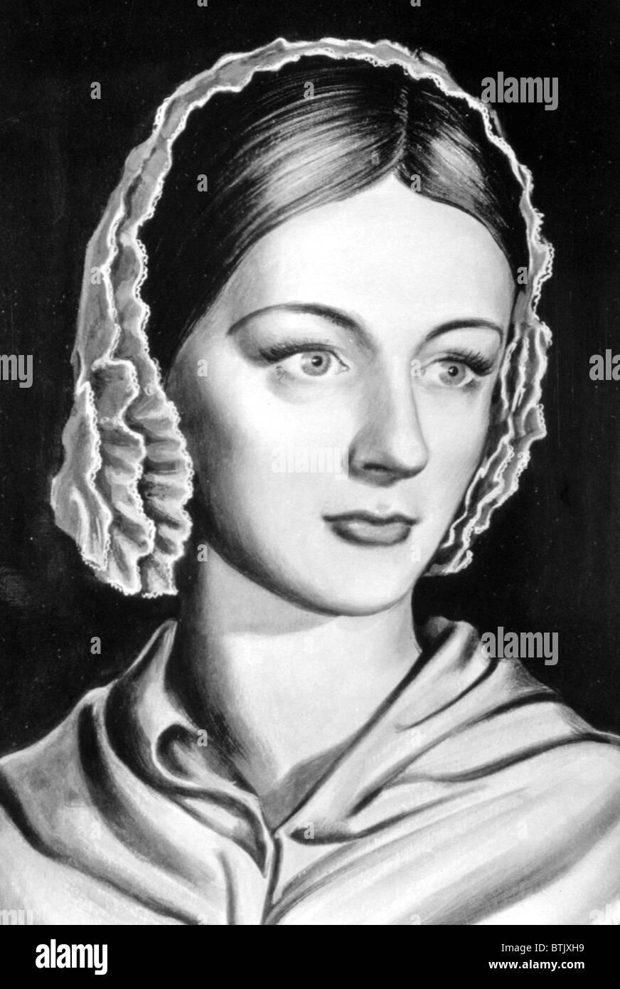 Florence Nightingale Stock Photo 32378117 Alamy