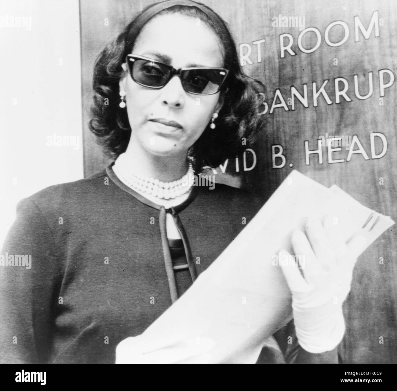 dorothy dandridge 1922 1965 prepares to enter bankruptcy court in
