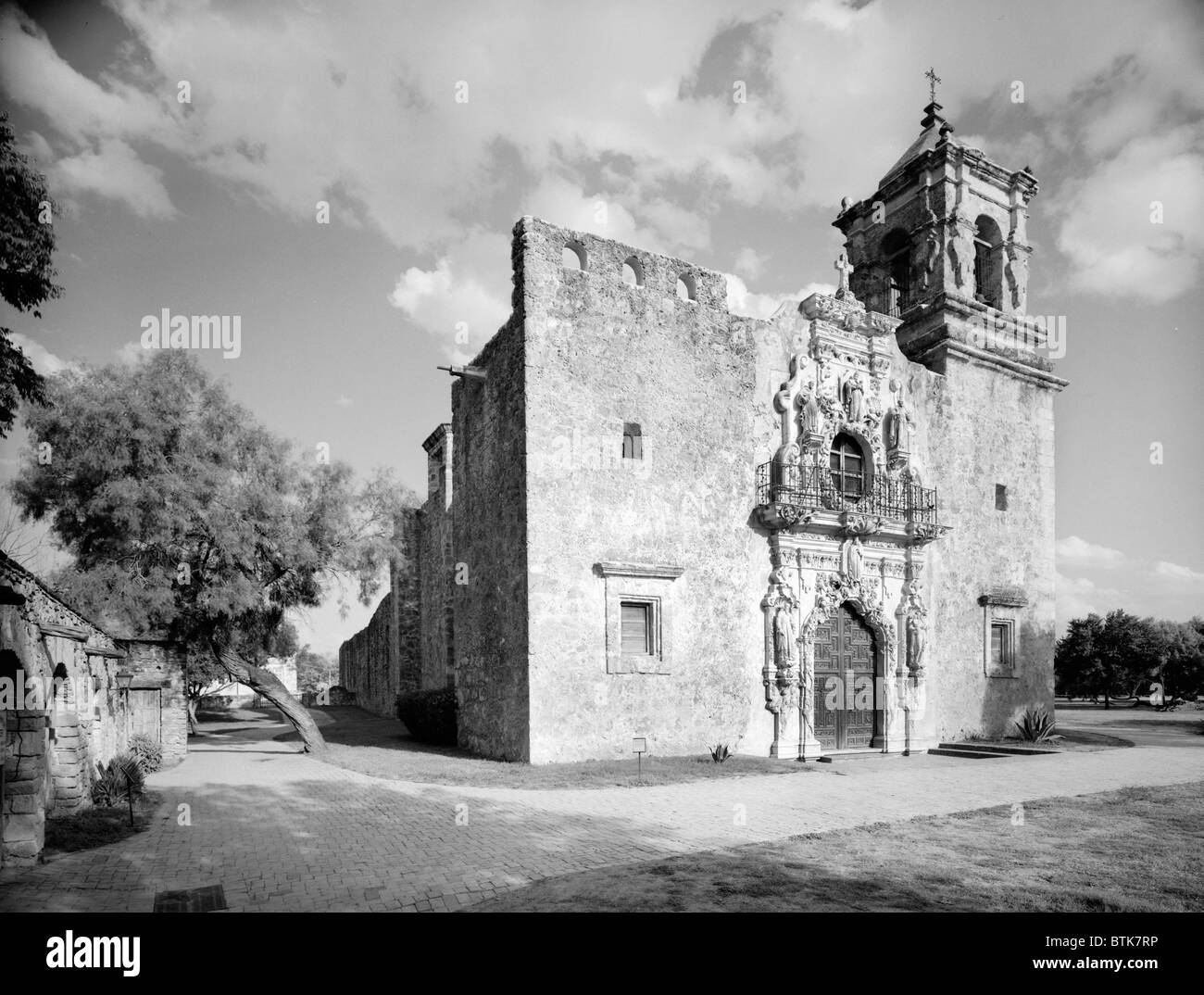 Mission San Jose Black And White Stock Photos Amp Images Alamy