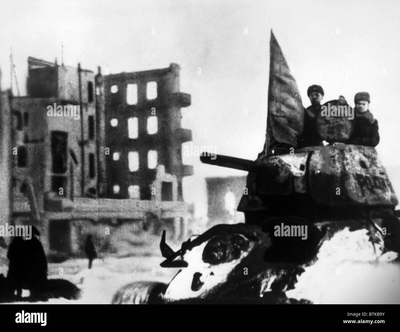 world war ii russian winter offensive 1942 stock photo. Black Bedroom Furniture Sets. Home Design Ideas