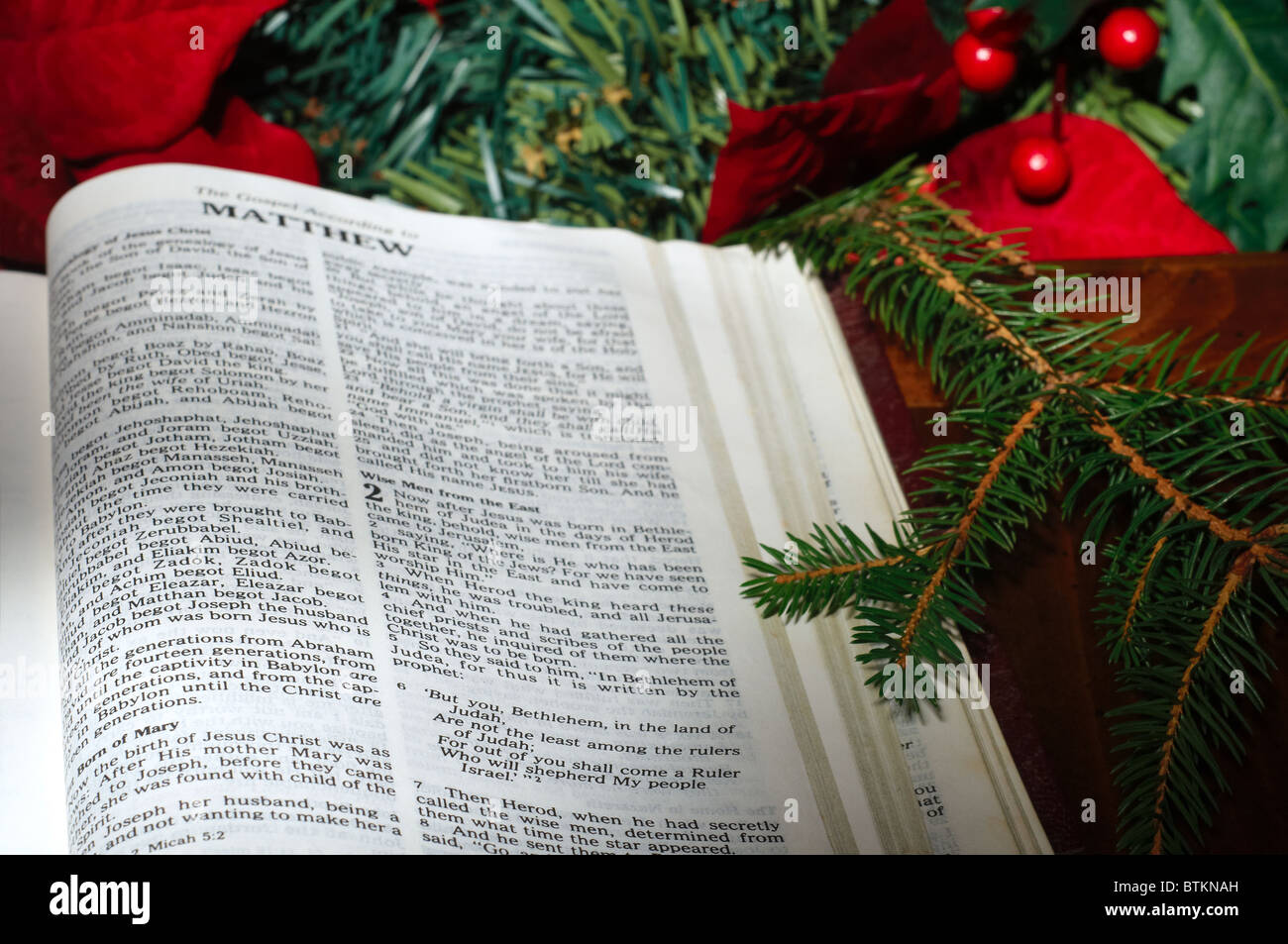 Christmas Bible Stock Photos & Christmas Bible Stock Images - Alamy