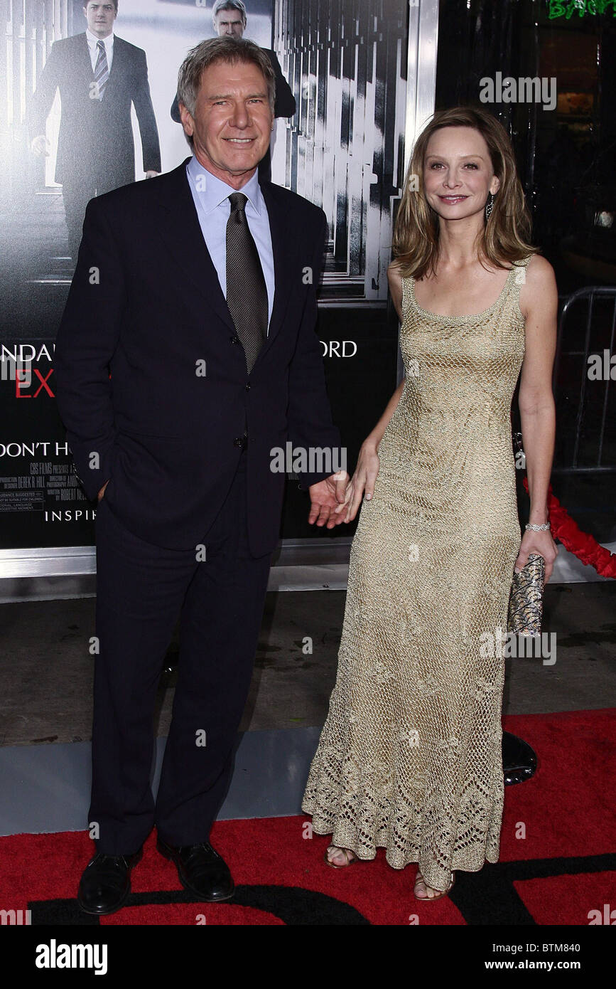 EXTRAORDINARY MEASURES Premiere - Stock Image