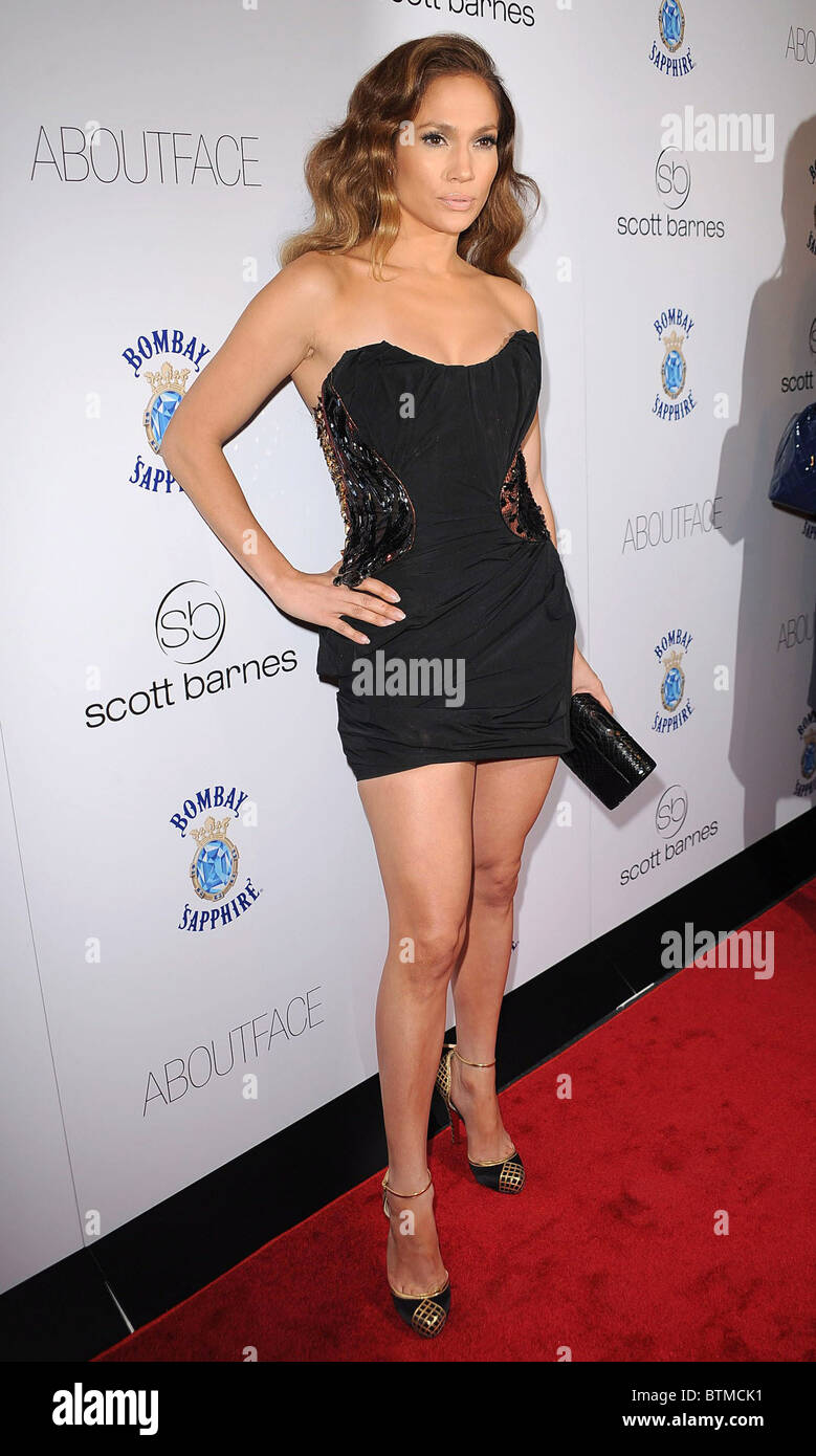 Scott Barnes And Jennifer Lopez Stock Photos & Scott Barnes