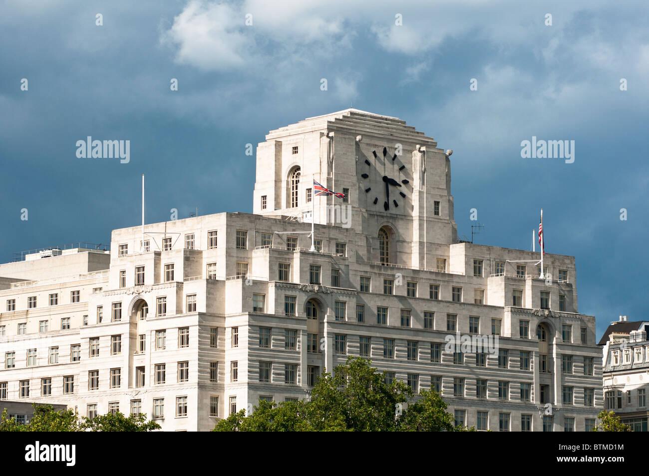 Art Deco Building London Stock Photos & Art Deco Building London ...