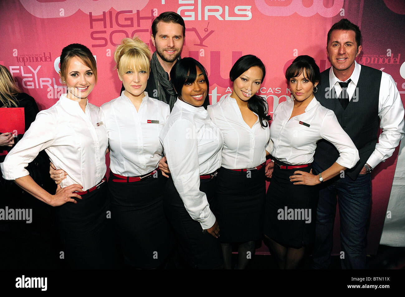 Cast Of Fly Girls High Resolution Stock Photography And Images Alamy