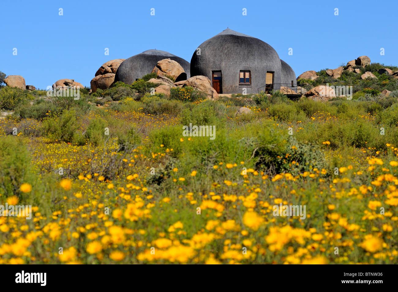 Namakwa Mountain Suite, Naries Namakwa Retreat, Naries, South Africa - Stock Image