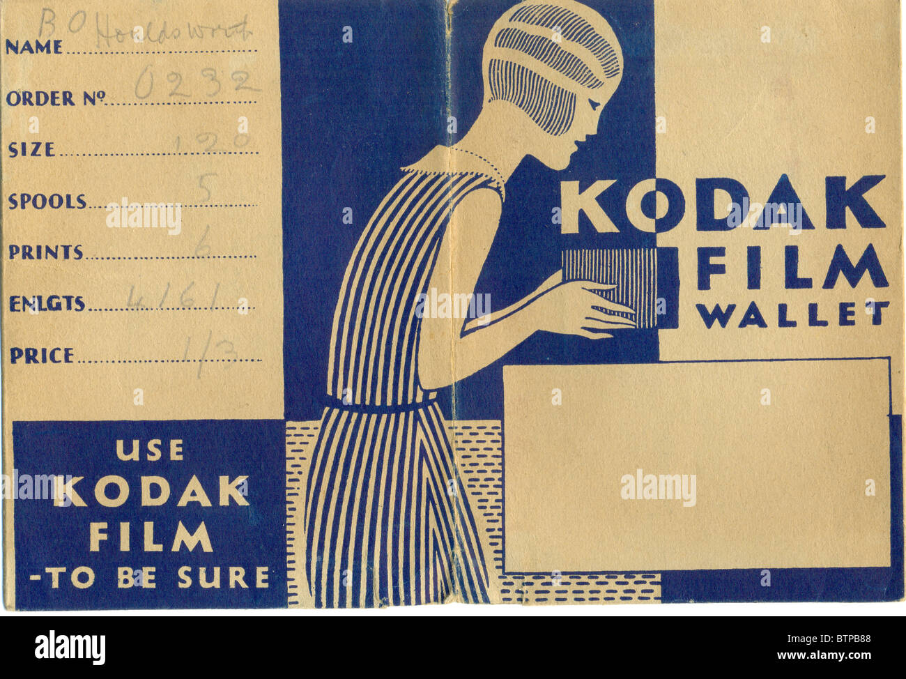 Kodak Film Box Stock Photos & Kodak Film Box Stock Images