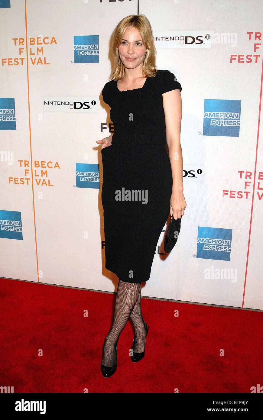 MOON Premiere at the Tribeca Film Festival - Stock Image