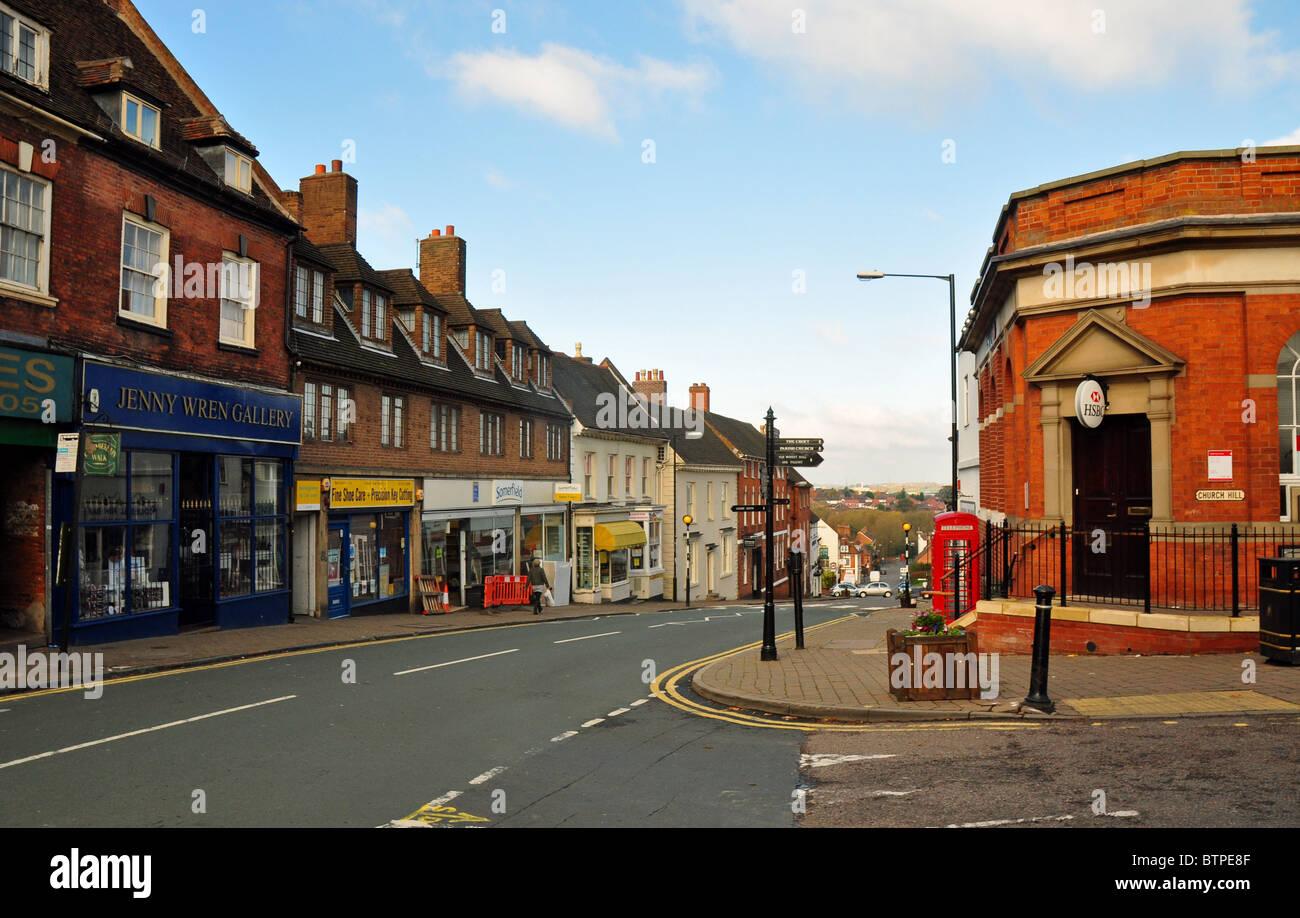 Gorsey Lane, Off Station Road, Coleshill, Warwickshire, B46 1JN