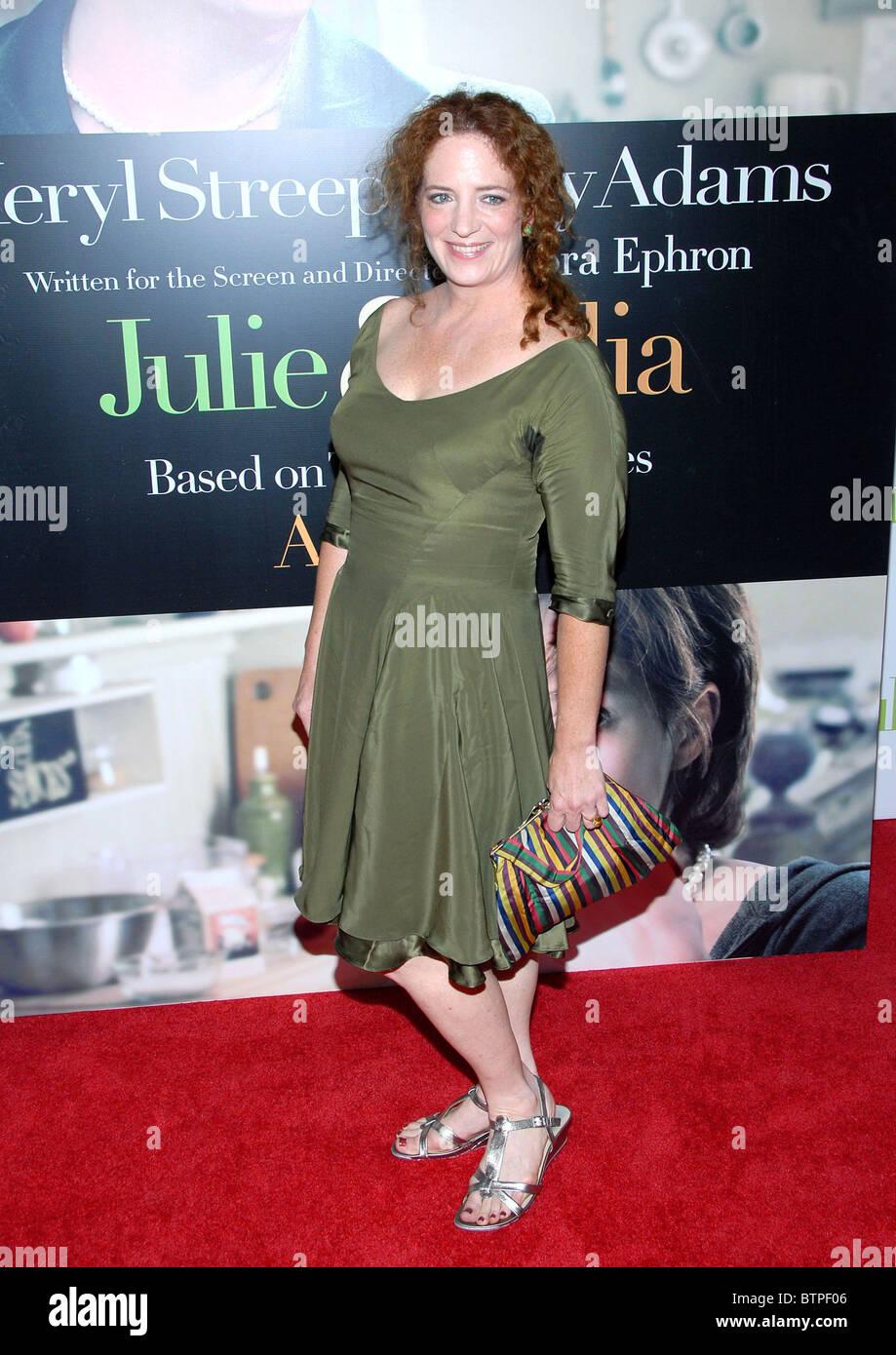 JULIE & JULIA New York Premiere - Stock Image