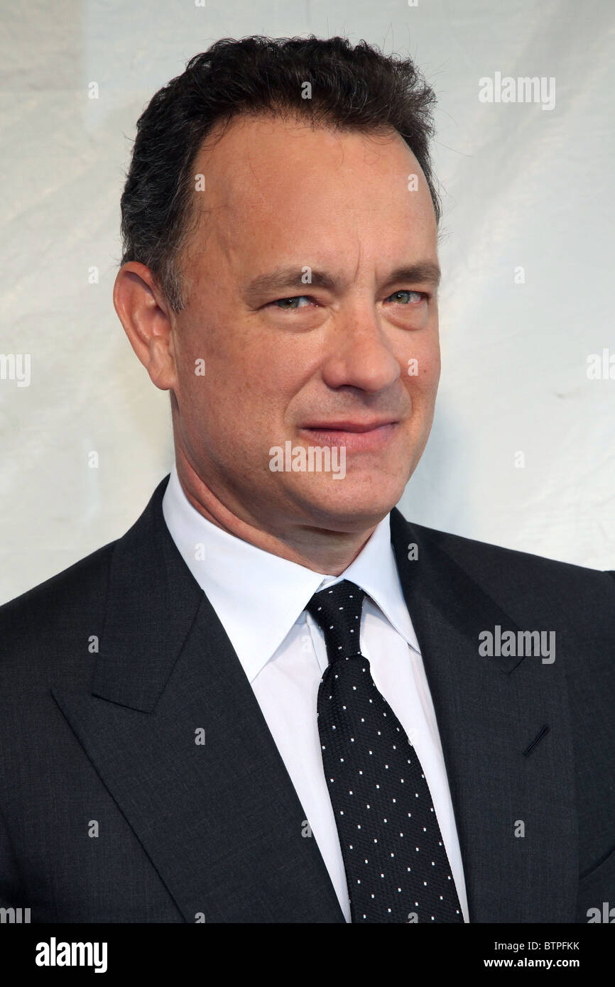 The Film Society of Lincoln Center's Gala Tribute to Tom Hanks - Stock Image