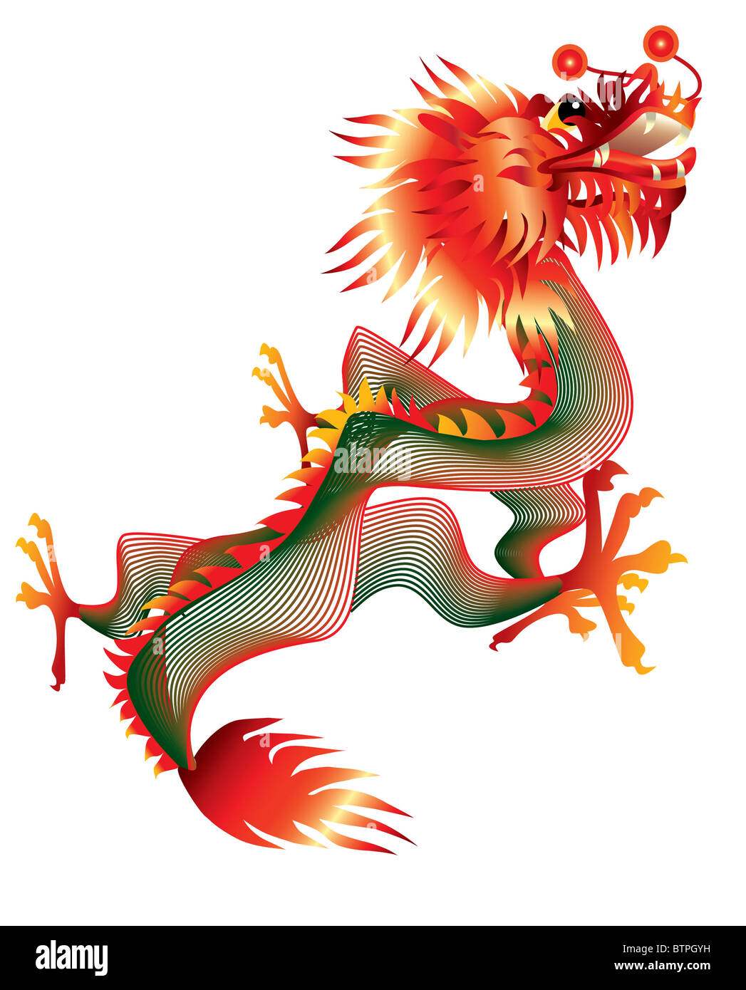 Chinese Horoscope Dragon Stock Photos & Chinese Horoscope Dragon