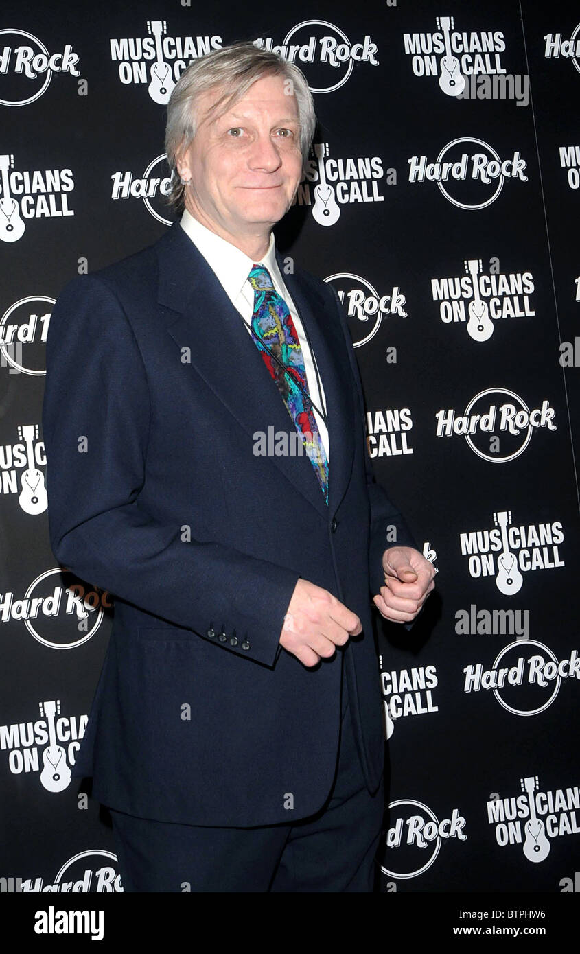 The 5th Annual Musicians on Call Benefit Concert and Auction - Stock Image
