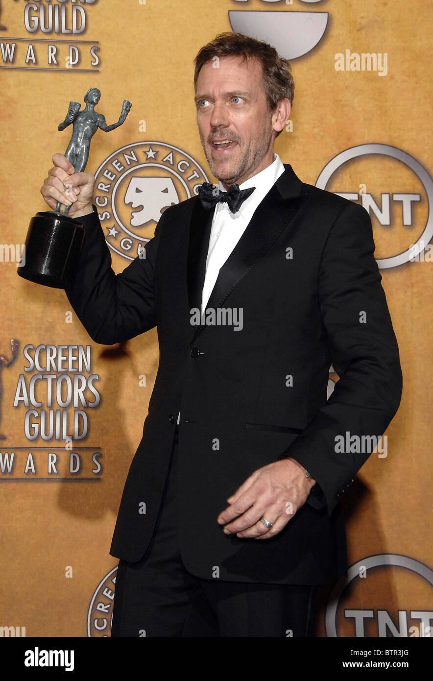 PRESS ROOM - 15th Annual Screen Actors Guild SAG Awards - Stock Image