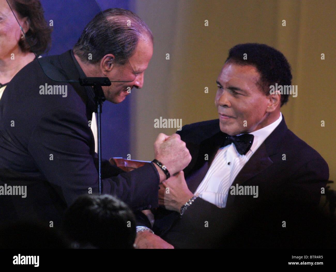 Muhammad Ali's Celebrity Fight Night XV - Stock Image