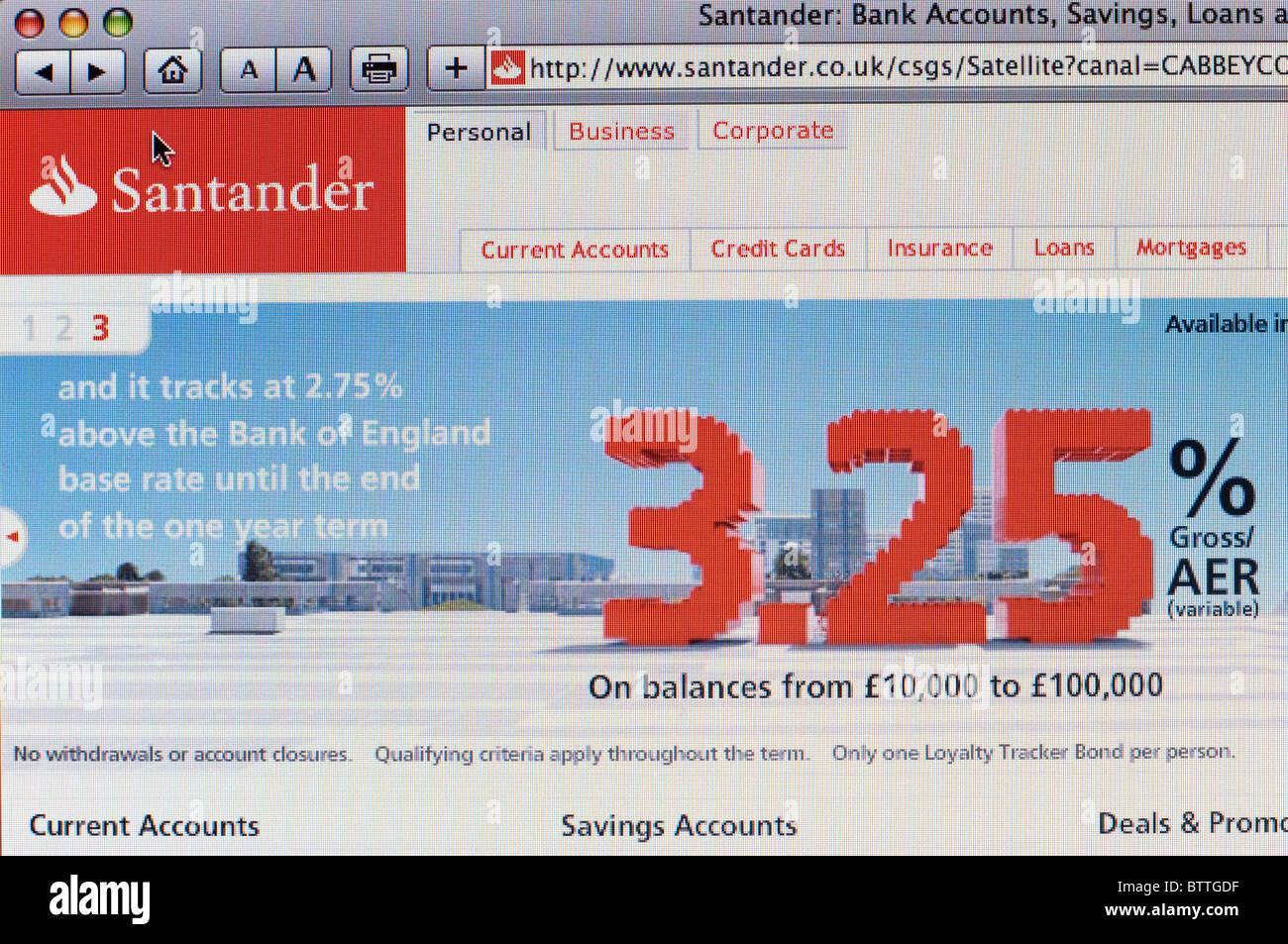 Santander Internetbanking
